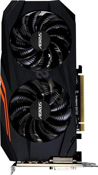Gigabyte RX 580 8GB AORUS foto